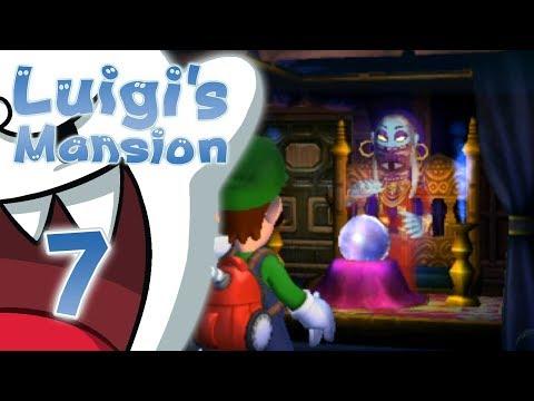 Luigi's Mansion 3DS ITA [Parte 7 - Oggetti perduti]