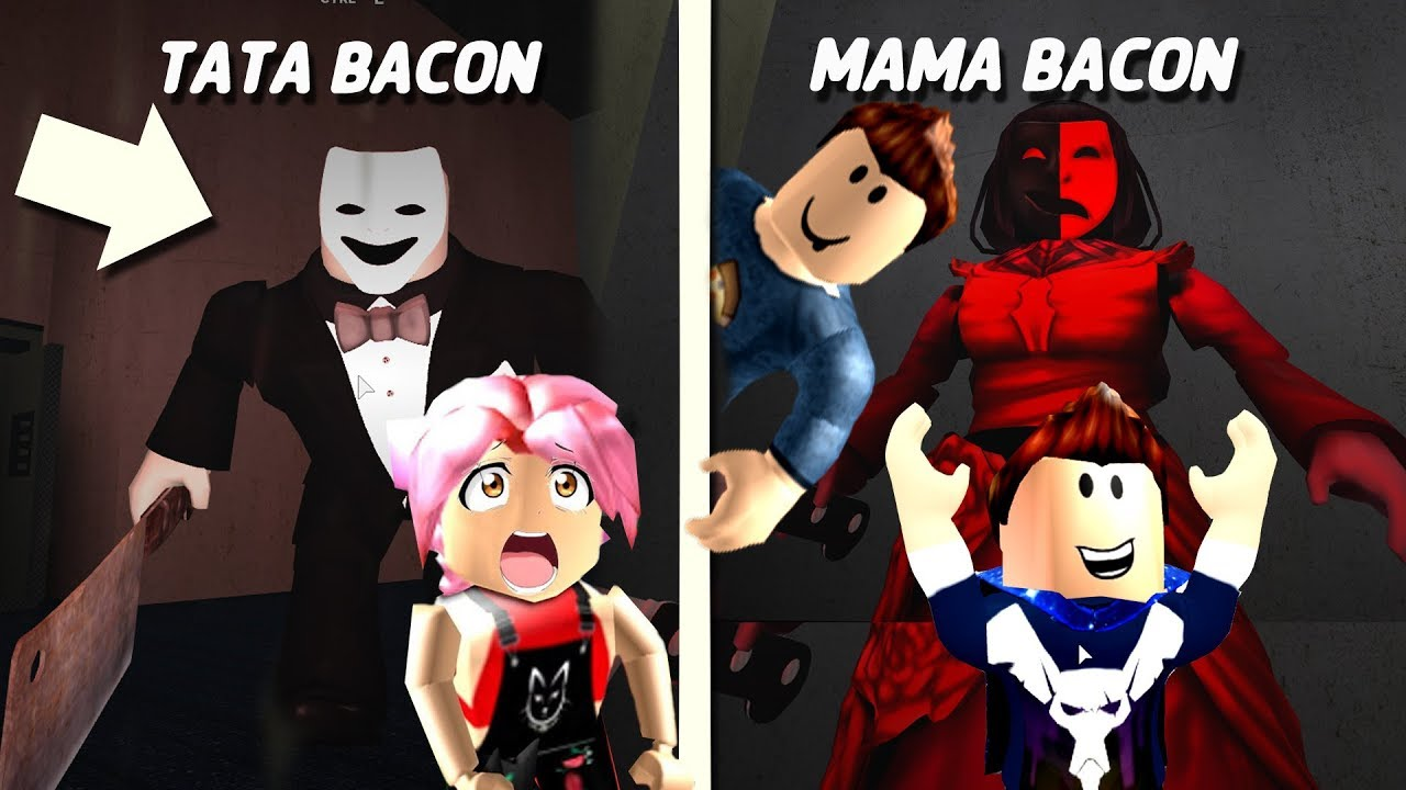 Ne JUCAM cu FAMILIA BACON! Max vs Remus vs Pisica vs TATA BACON