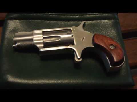 North American Arms revolver  CAUTION