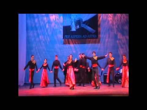 Армянский танец АРЦАХ .wmv