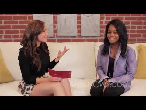 Gabby Douglas Talks the Olympics & Her Life After a Gold Medal - Celebrity Interview
