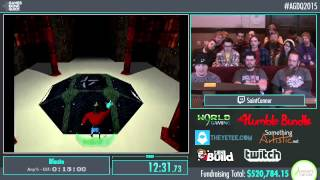 Awesome Games Done Quick 2015 - Part 111 - Blasto by Saint Connor
