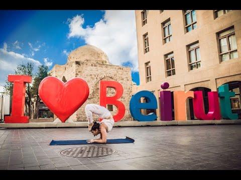 BE THE CHANGE | Beirut Yoga Girl