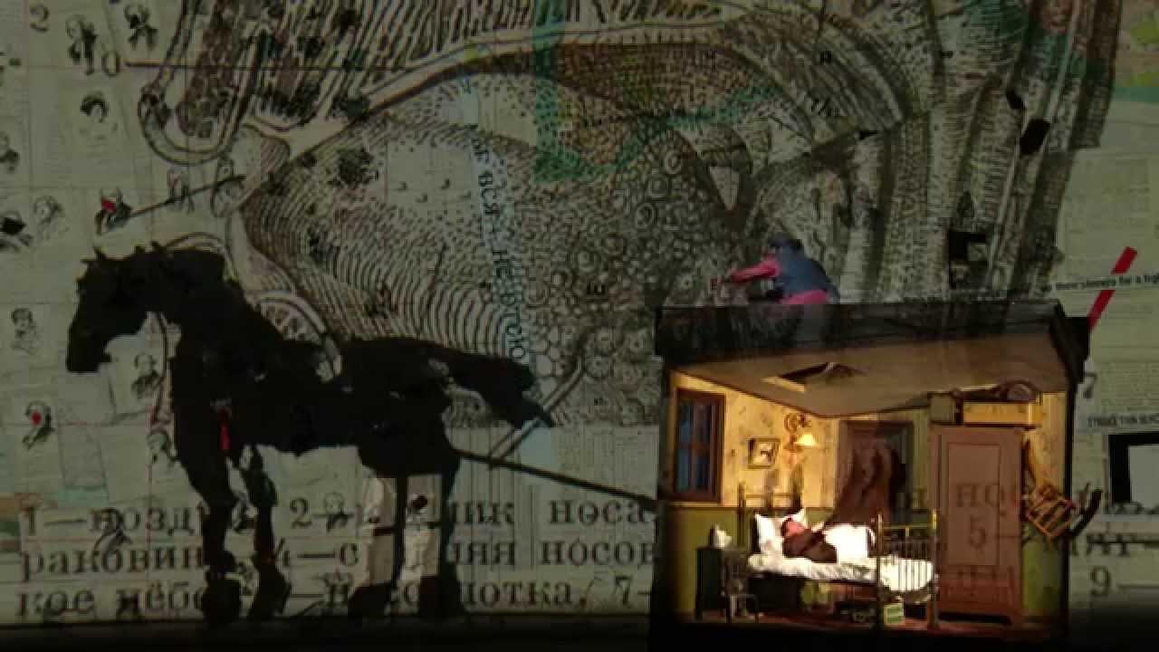 The Nose: Gallop (Interlude)