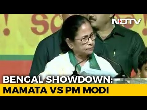 PM In Bengal, Mamata Banerjee Tweaks Schedule To Have The Last Word