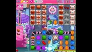 Candy Crush Saga - level 1244 (3 star, No boosters)