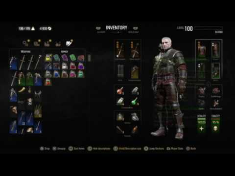 Most Overpowered Build Witcher