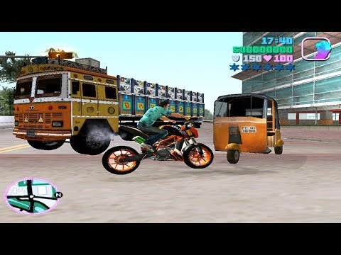 How To Change Cars, Bikes & Their Sounds With Realistic Weapons SFX In Vice City