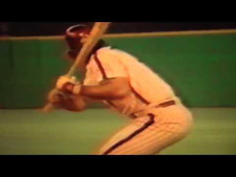 Pete Rose Smashes Bat After Nolan Ryan Strikeout!