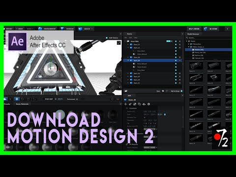Adobe After Effects CC - Tutorial Motion design 2, Free Download [ITA], Studio72
