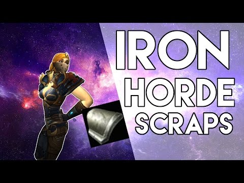 How To Farm Iron Horde Scraps World Of Warcraft Re Upload