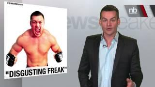 """UFC Fighter Knocked Out After """"Disgusting Freak"""" Transgender Comments   NewsBreaker   Ora TV"""