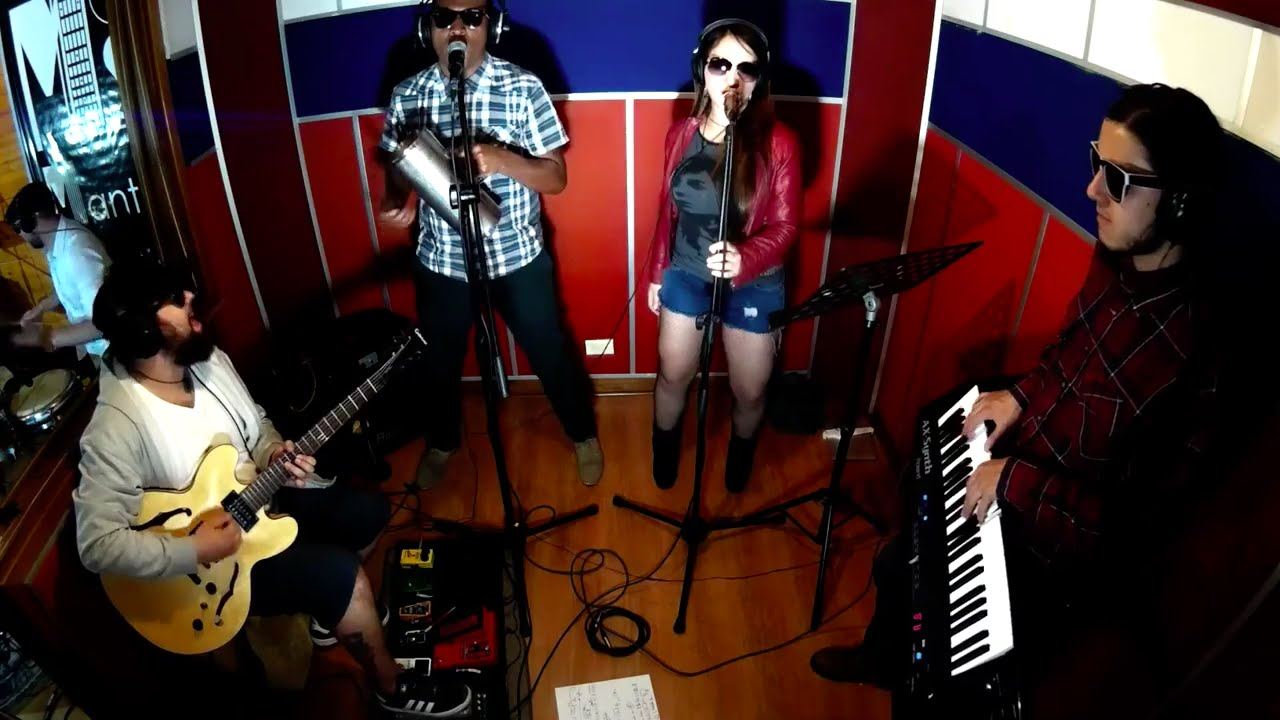 Sexteto Caracha - Brother Louie (Live Session) - YouTube