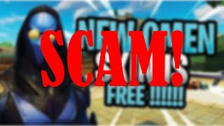IFreeSkins Is A Scam You Can Not Get Free Skins In Fortnite Here's Proof