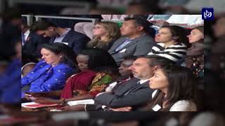 الملكة رانيا تشارك في اجتماع نظمته مؤسسة بيل وميليندا غيتس بنيويورك - (21-9-2017)