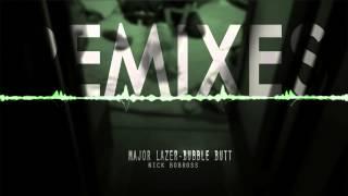 Video Major Lazer - Bubble Butt (Bruno Mars, Tyga & Mystic) (NBR Trap Remix) download MP3, 3GP, MP4, WEBM, AVI, FLV September 2018