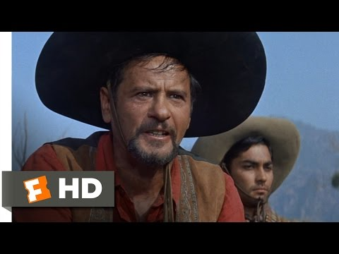 The Magnificent Seven 812 Movie   Confronting Calvera 1960 HD