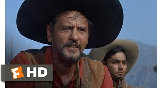 The Magnificent Seven (8/12) Movie CLIP - Confronting Calvera (1960) HD
