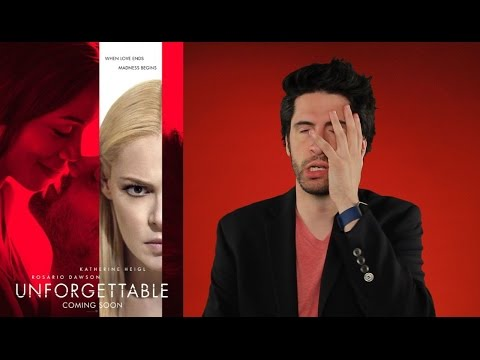 Unforgettable - Movie Review