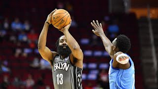 Harden Returns to Houston Triple Double! 2020-21 NBA Season