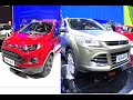 2016, 2017 Ford Kuga Escape Titanium, 30K USD VS Ford Ecosport Titanium, 110HP, 19K USD