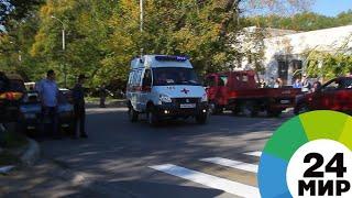 Что произошло в керченском колледже? Хронология кровавых событий - МИР 24