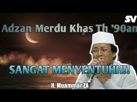 adzan-sedih❗qori-legendaris-bikin-nangis😥-h,-muammar-za