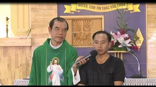GDTM - Bài giảng Lòng Thương Xót Chúa ngày 3/9/2017