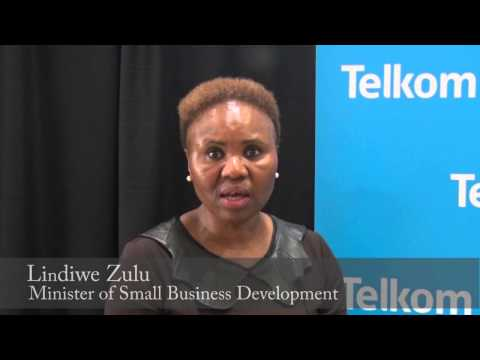 Lindiwe Zulu - FutureMakers