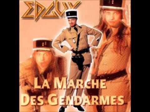Edguy - Le Marche Des Gendarmes (2001) Full Album