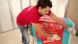 видео Шумоизоляция пола в панельном доме: способы, материалы, правила