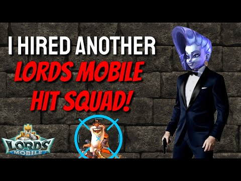 Leader Captured? Time For Another Hit Squad! - Lords Mobile