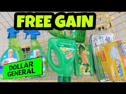 RUN Gain GLITCH At Dollar General