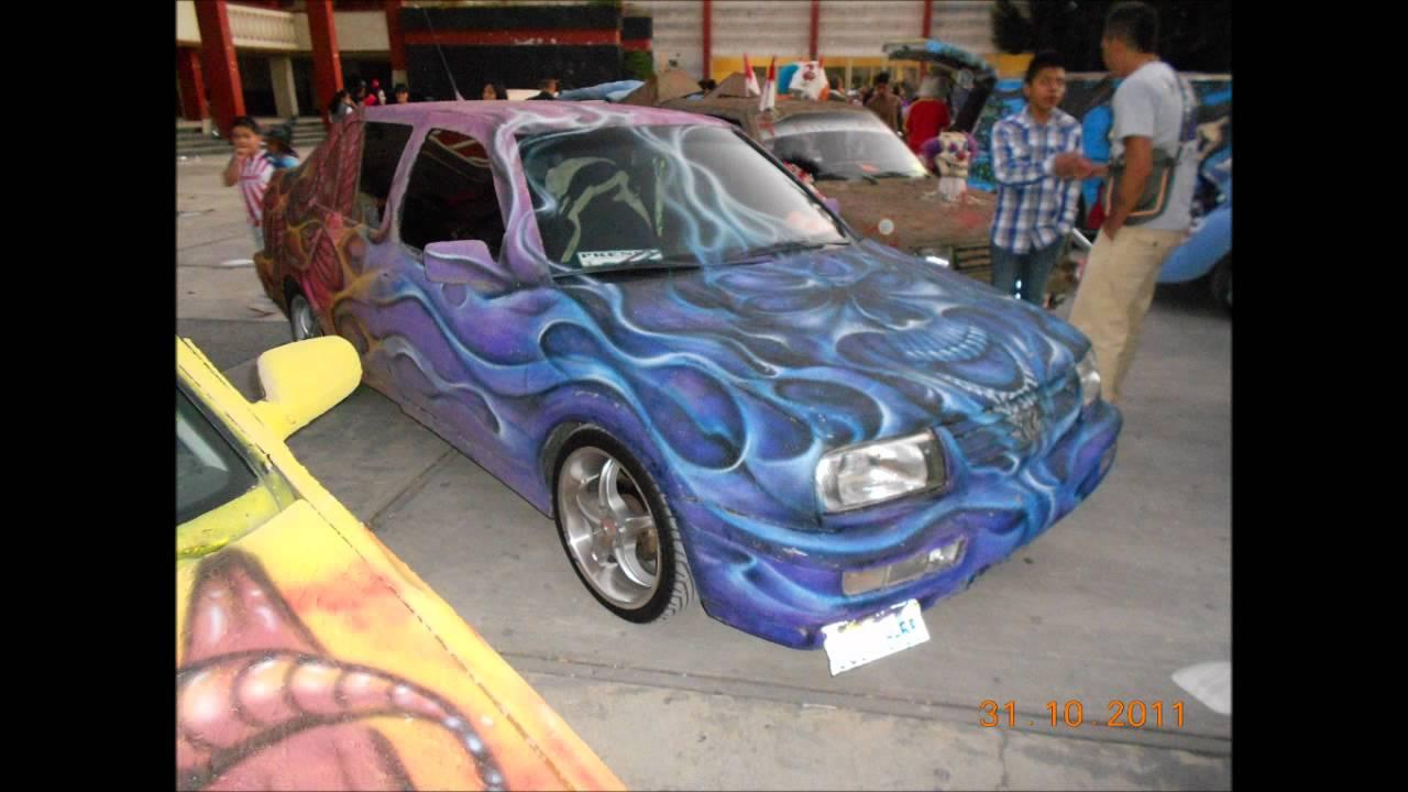 Desfile De Carros Enlodados Monster Cars Youtube