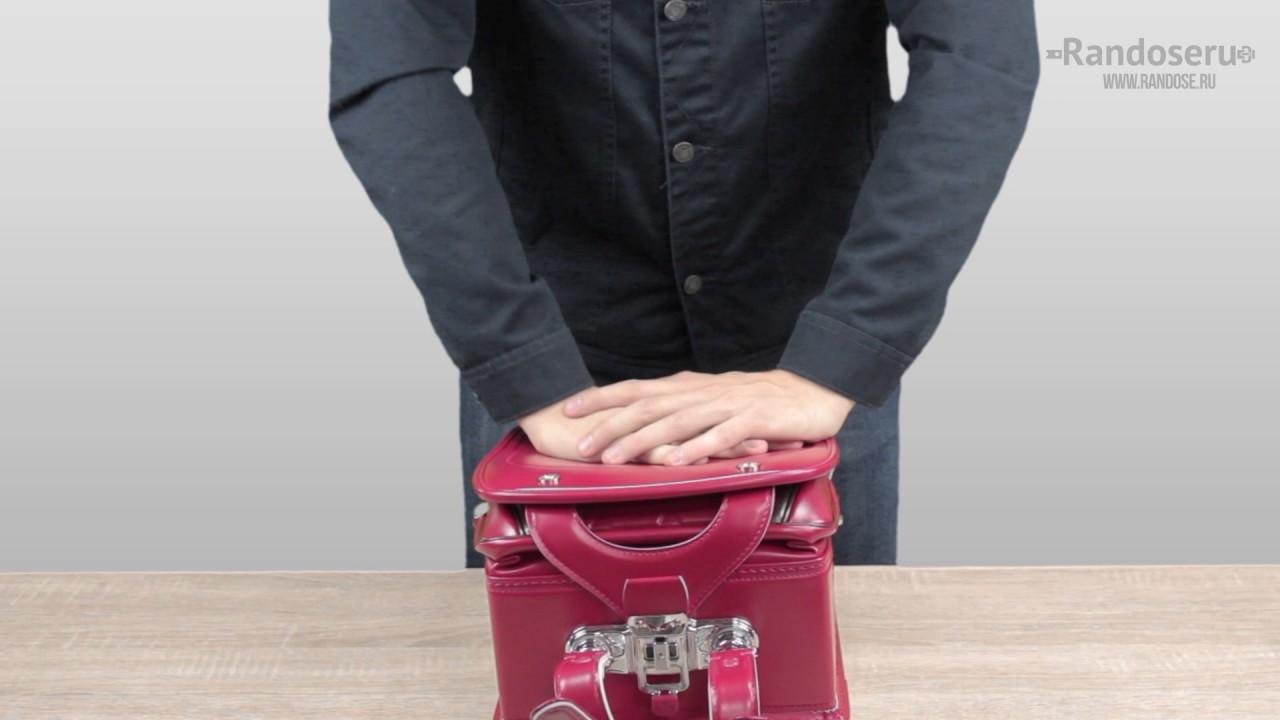 Школьный ранец с ортопедической спинкой для девочки 1-4 класс .