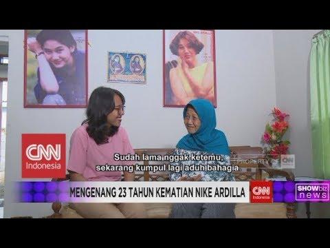 Ziarah ke Makam Nike Ardilla - Showbiz News