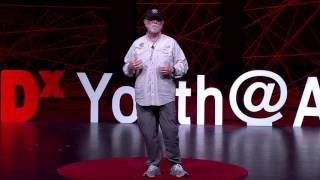 The Untold Story of Homelessness   Alan Graham   TEDxYouth@Austin