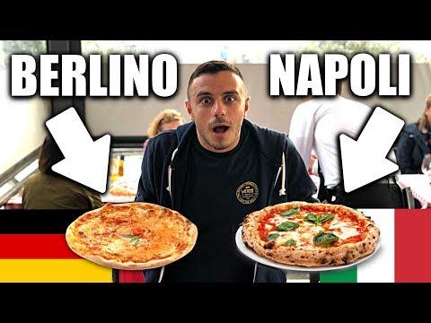 PIZZA BERLINO vs PIZZA NAPOLI | QUAL È LA MIGLIORE?
