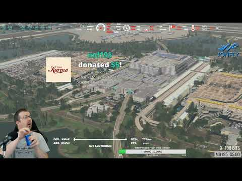 First Look KMCO Orlando International Airport X-Plane 11