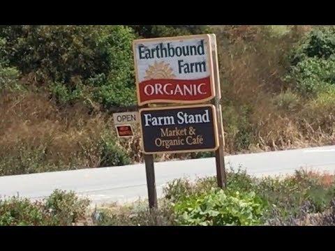 Earthbound Farm Organic Farm Carmely Valley CA
