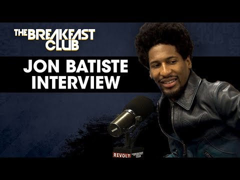 Jon Batiste Talks New Music, Stephen Colbert, Basquiat Broadway Musical + More