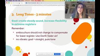 Elizabeth Rosinbum – FUN in Fundamentals: 20 minute routines for middle and high school students