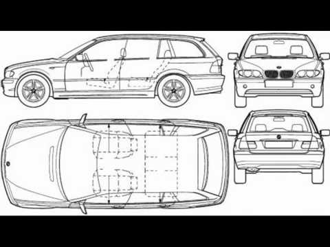 Bmw 3 Series Touring Dimensions