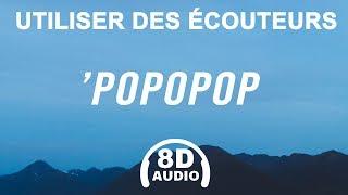 Gambi - Popopop (8D AUDIO) 🎧
