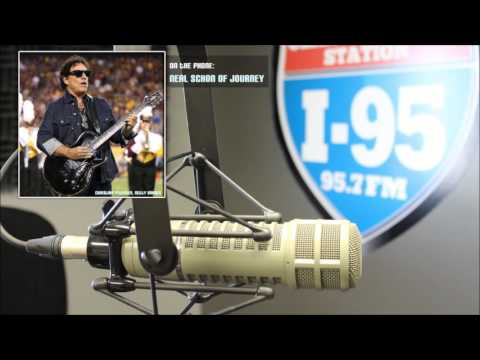 DJ Fred Interviews Neal Schon of Journey