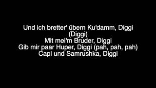 CAPITAL BRA & Samra - NUMMER 1 (Official Lyrics)