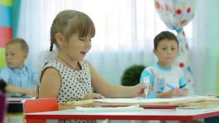 Сделано в Кузбассе: Обучение детей основам росписи