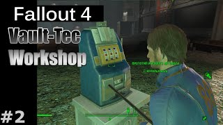 Fallout 4 - DLC Vault-Tec Workshop 2 Эксперименты