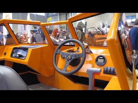 КАТЕРА-ЛОДКИ.РУС🛥️Новый проект от компании «ЖЕСТ» Лодка VIKING сотрудничество Компании «НПП«ЖЕСТ»