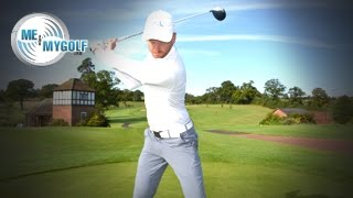HOW TO KEEP THE LEFT ARM STRAIGHT IN THE GOLF SWING